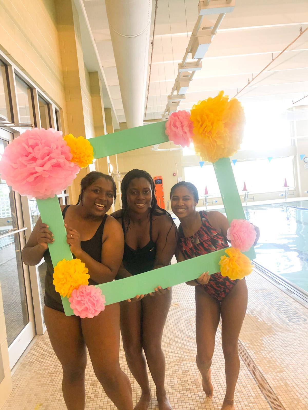 Brown Girls Swim