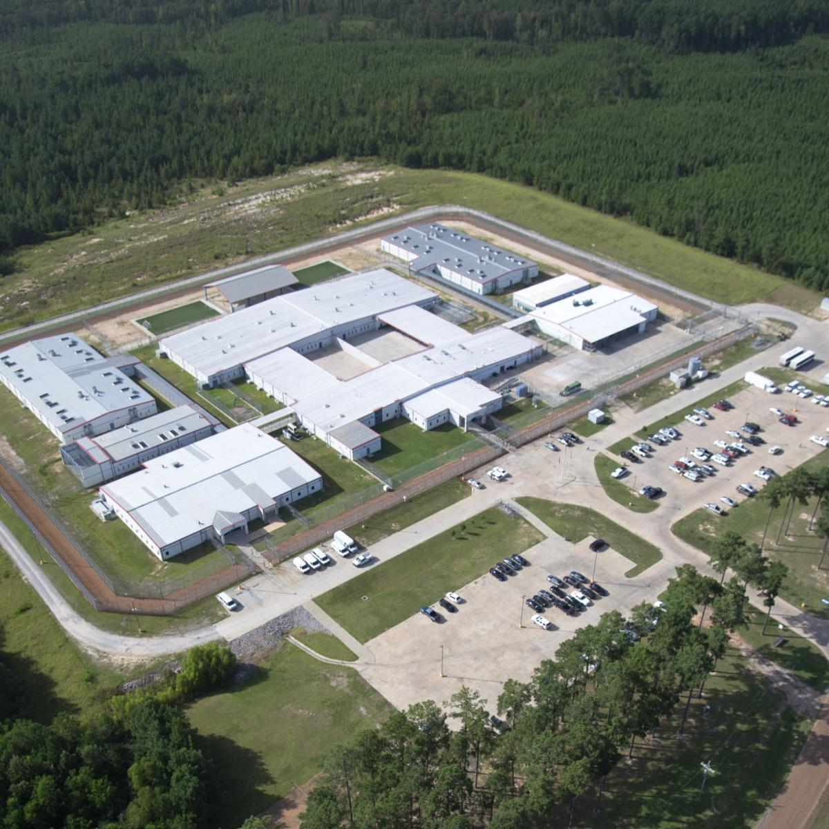 Louisiana's prisons are increasingly being used to detain