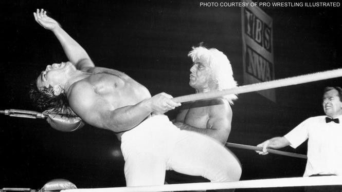 Best New Orleans wrestling matches: Ricky Steamboat vs. Ric Flair (1989) was winging it