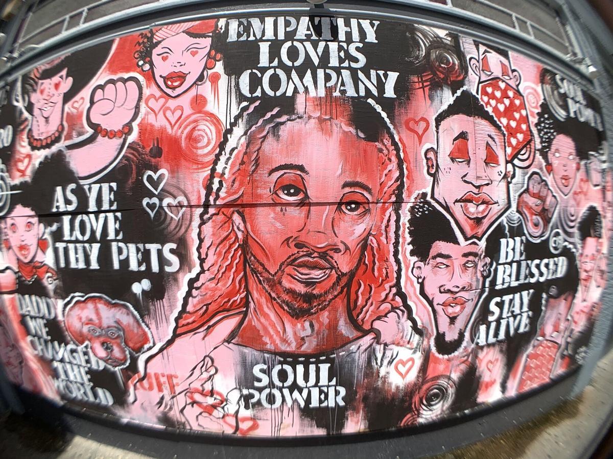 'Empathy Loves Company' by Lionel Milton, The Maison, 508 Frenchmen St.  2.jpeg