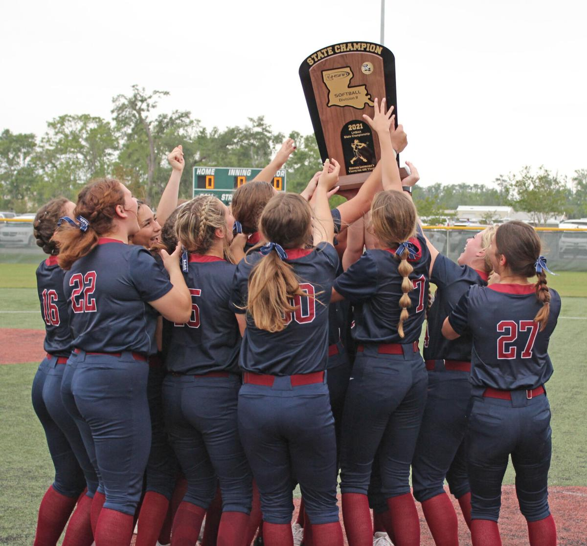 Hannan wins the Division II state softball championship