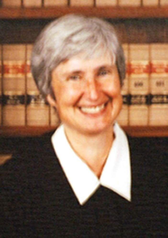 Judge Ginger Berrigan