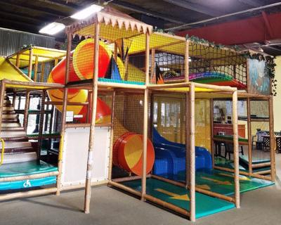 Indoor playgrounds in New Orleans for entertaining your children, no matter the weather