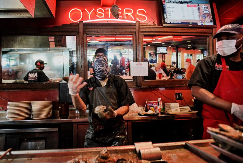 Louisiana oysters slowly returning to restaurants, markets; industry recovery months away