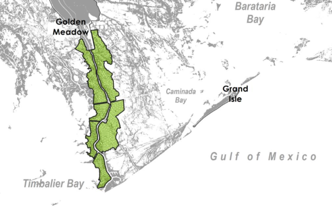 The 5 most expensive coastal restoration projects in Louisiana's master plan