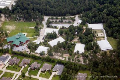 Aerial photographs from around St. Tammany Parish