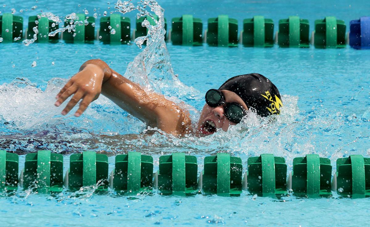 NSCC Swim League championships