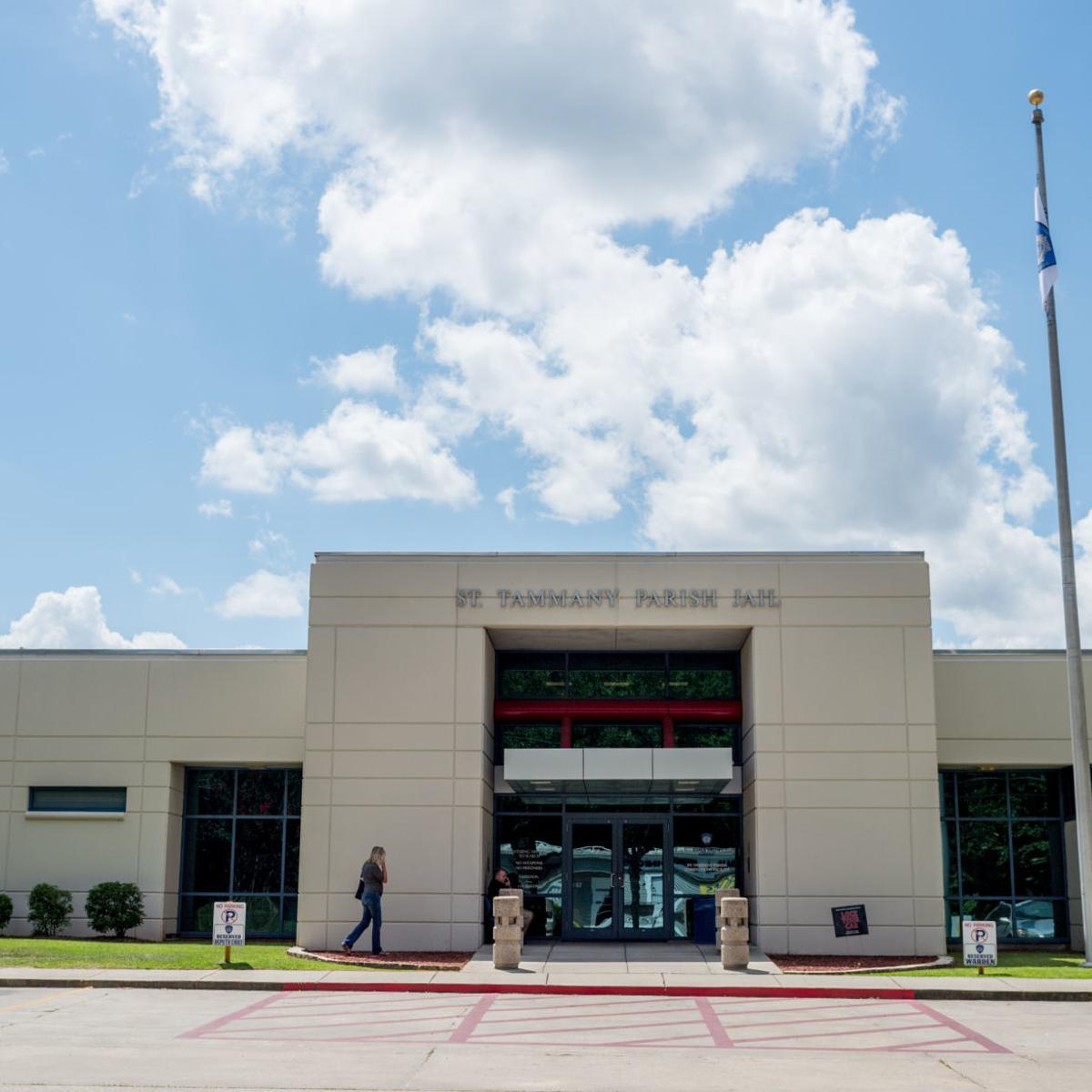 St  Tammany Parish Jail bookings | St  Tammany community