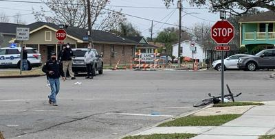 Bicyclist killed in St. Bernard area in New Orleans