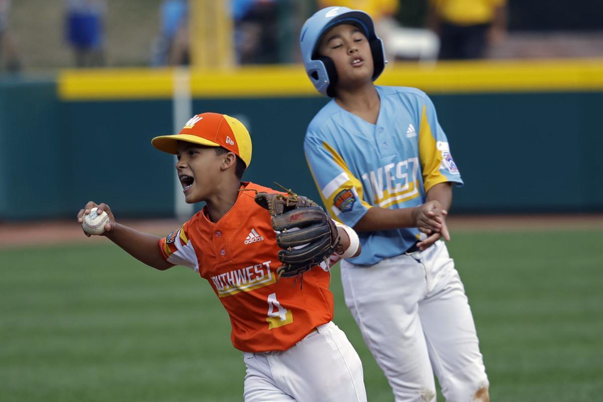 LLWS Louisiana Hawaii Baseball