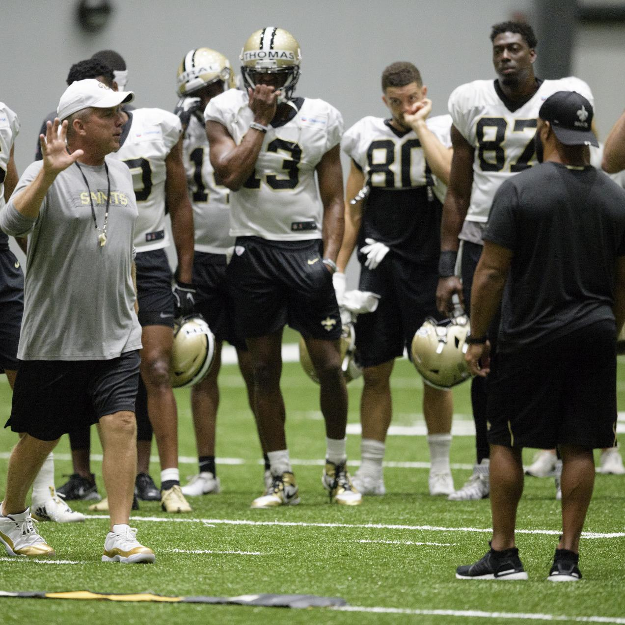 afa8c595 Saints looking at new faces: Joint practices with Chargers offer ...
