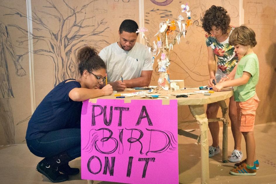 Draw-A-Thon art festival goes virtual in 2020: Get ready to get sketchy