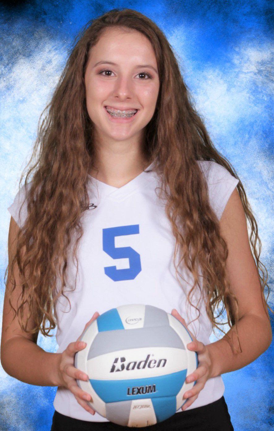 Taylor Pierce (Mandeville High Volleyball)