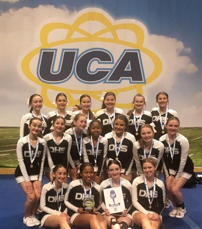 Dominican cheerleaders UCA.jpg