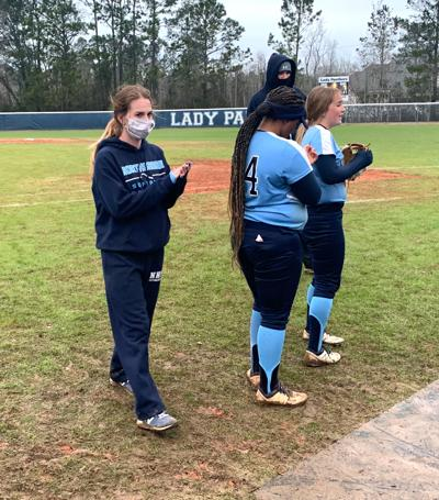 First game, first win for Northshore's Chelsea Nette