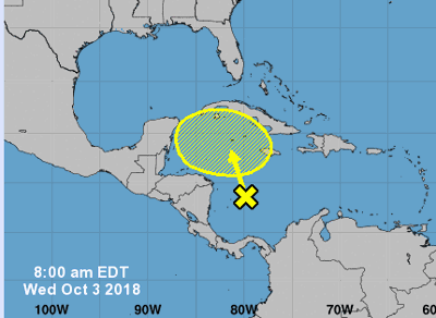 Hurricane forecasters tracking system in Caribbean | Weather | nola.com