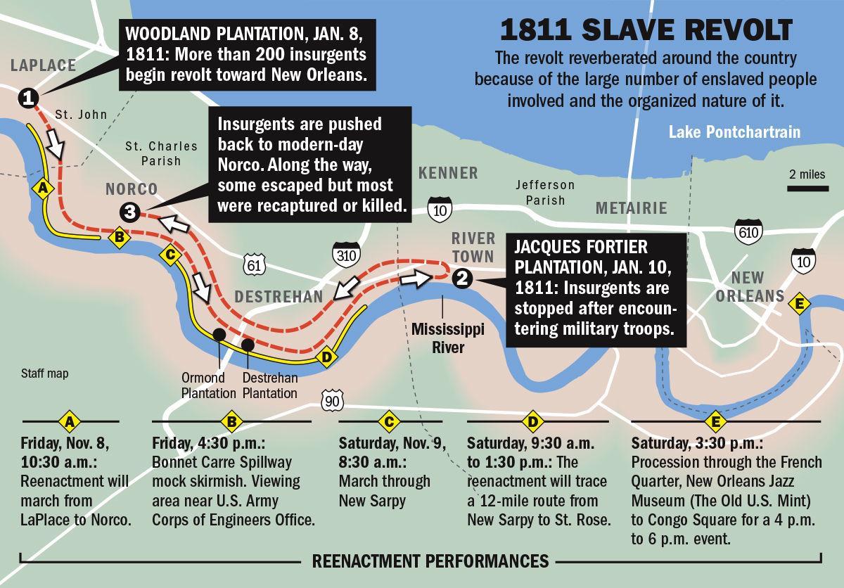 110719 Slave Revolt of 1811 map