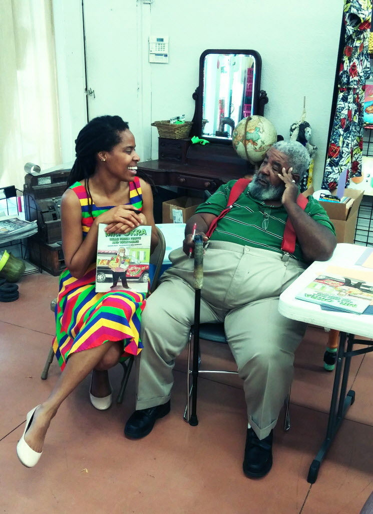Arthur 'Mr. Okra' Robinson' remembered in The New York Times