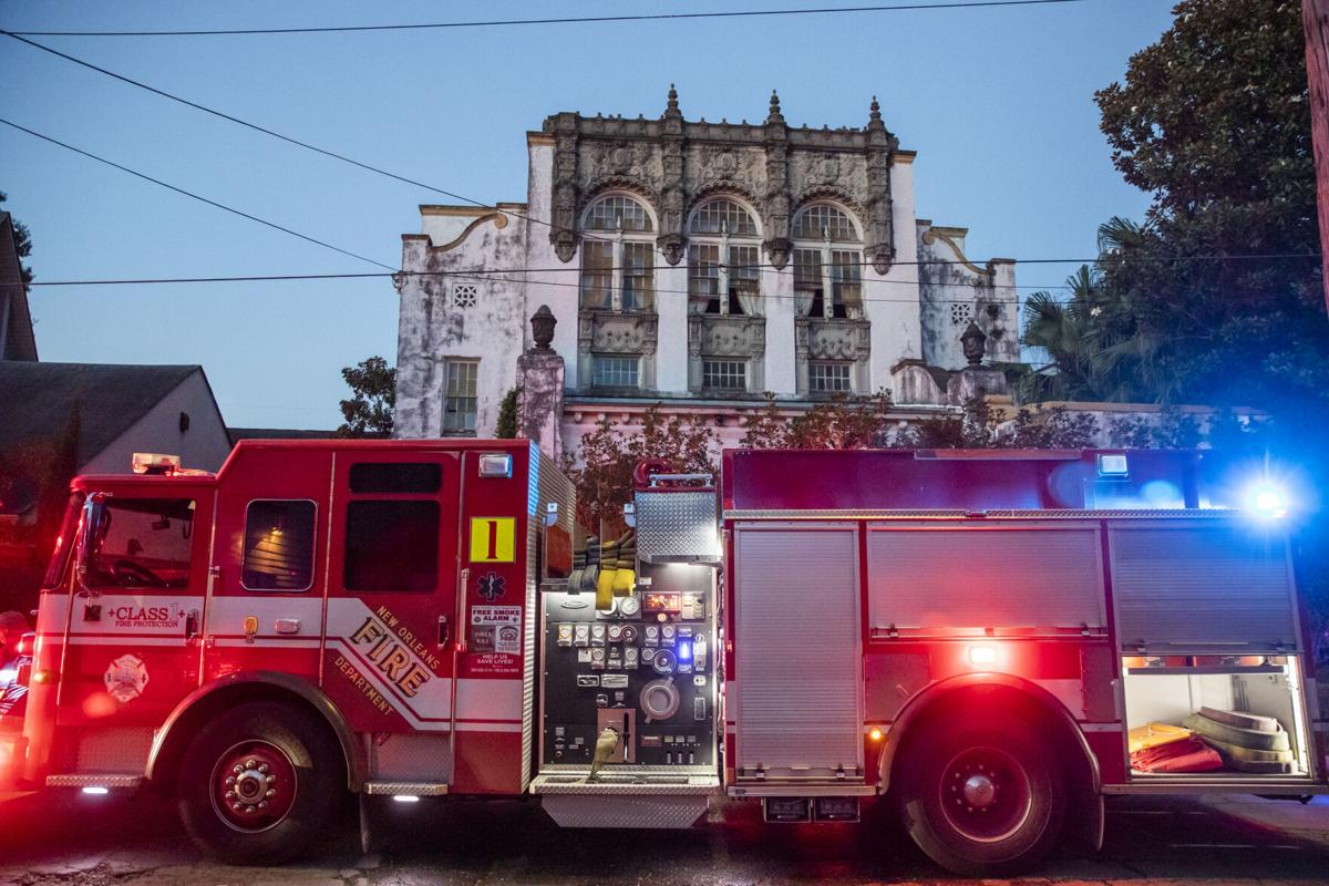Beyoncé house fire