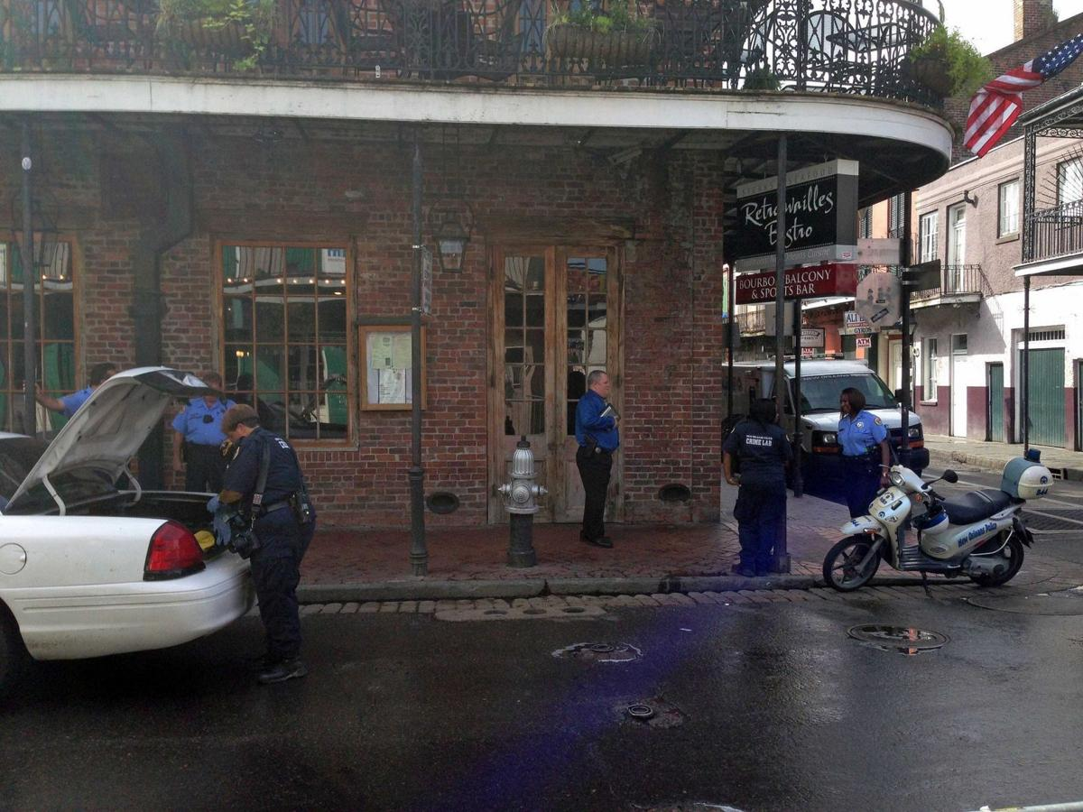 Bourbon Street mass shooting is second in 2 1/2 years