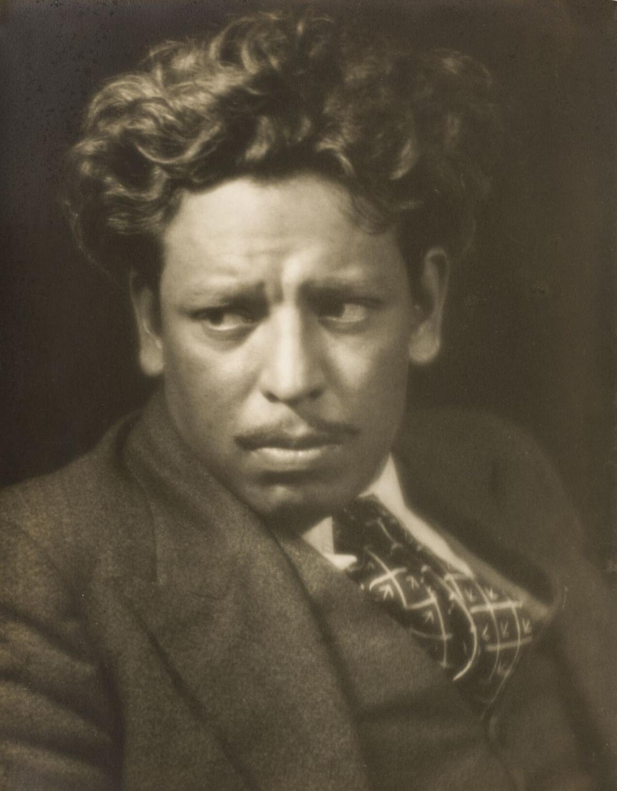 Portrait of Enrique Alferez
