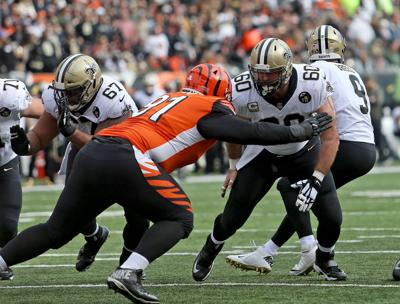 Former Saints center Max Unger says health issues led to retirement