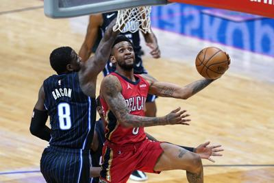 Magic Pelicans Basketball
