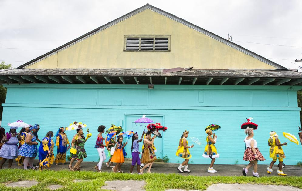 Baby dolls mark Juneteenth - and New Orleans' unusual place in Black emancipation history