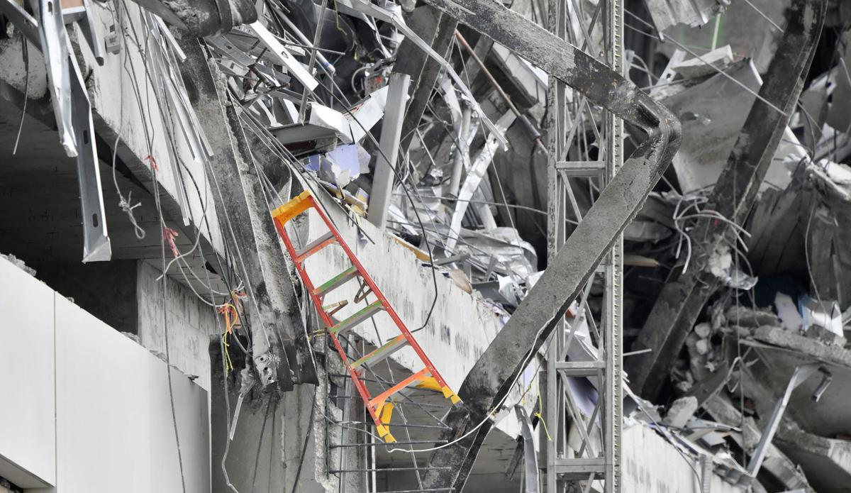 Latest on Hard Rock New Orleans collapse: Search for ...