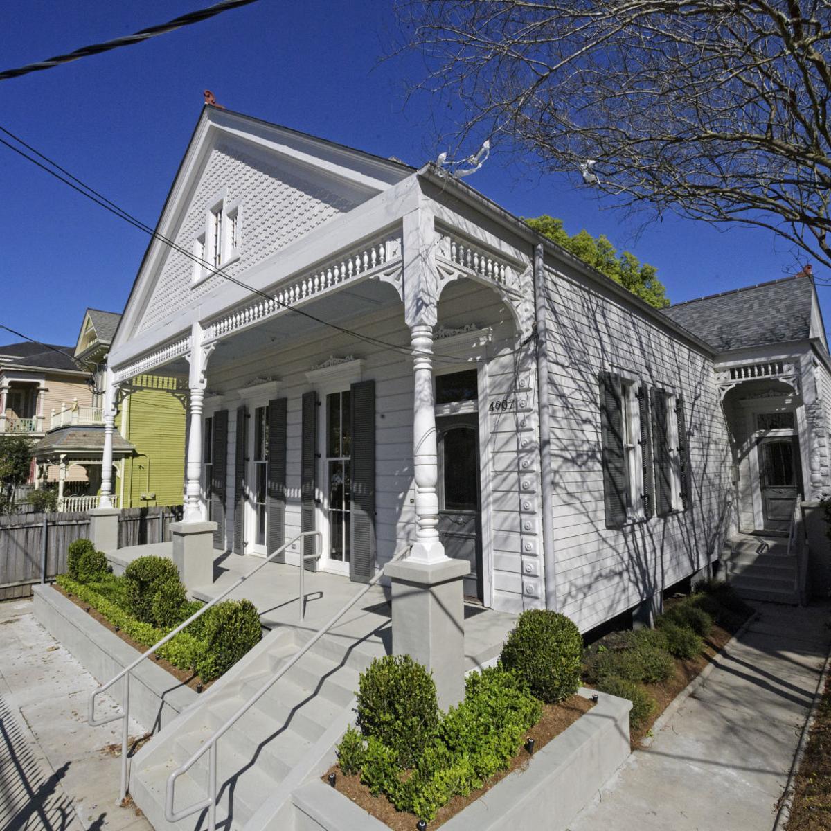 Once home to JFK killer Lee Harvey Oswald, Magazine Street