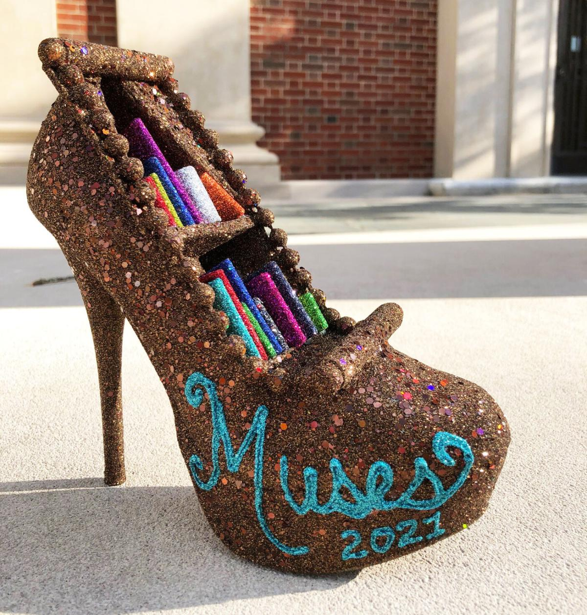 Muses shoe, 2021