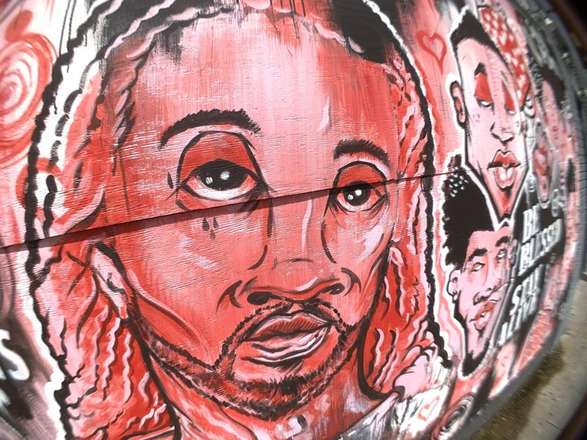 See 5 fabulous Black Lives Matter murals that keep the message on the streets with a punch