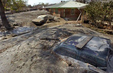 Study: Corps decisions, not Orleans Levee Board, doomed canal walls in Katrina