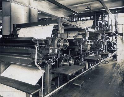 printing press photo for 060121 commentary