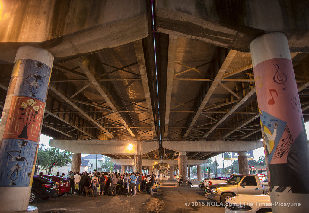 Black Spring rally for victims of violence held in New Orleans: Photo gallery