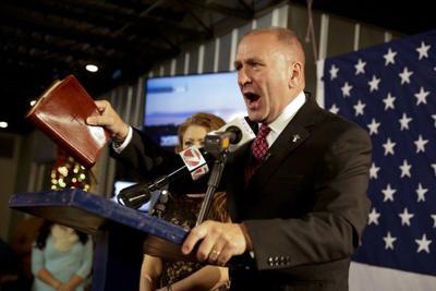 Donald Trump endorses Clay Higgins amid Rudy Giuliani roiling of GOP (copy)