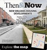 Then and now: Interactive map of New Orleans housing developments