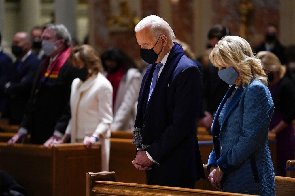 Joe Biden and Catholic bishops