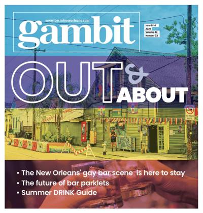 Gambit cover 06.08