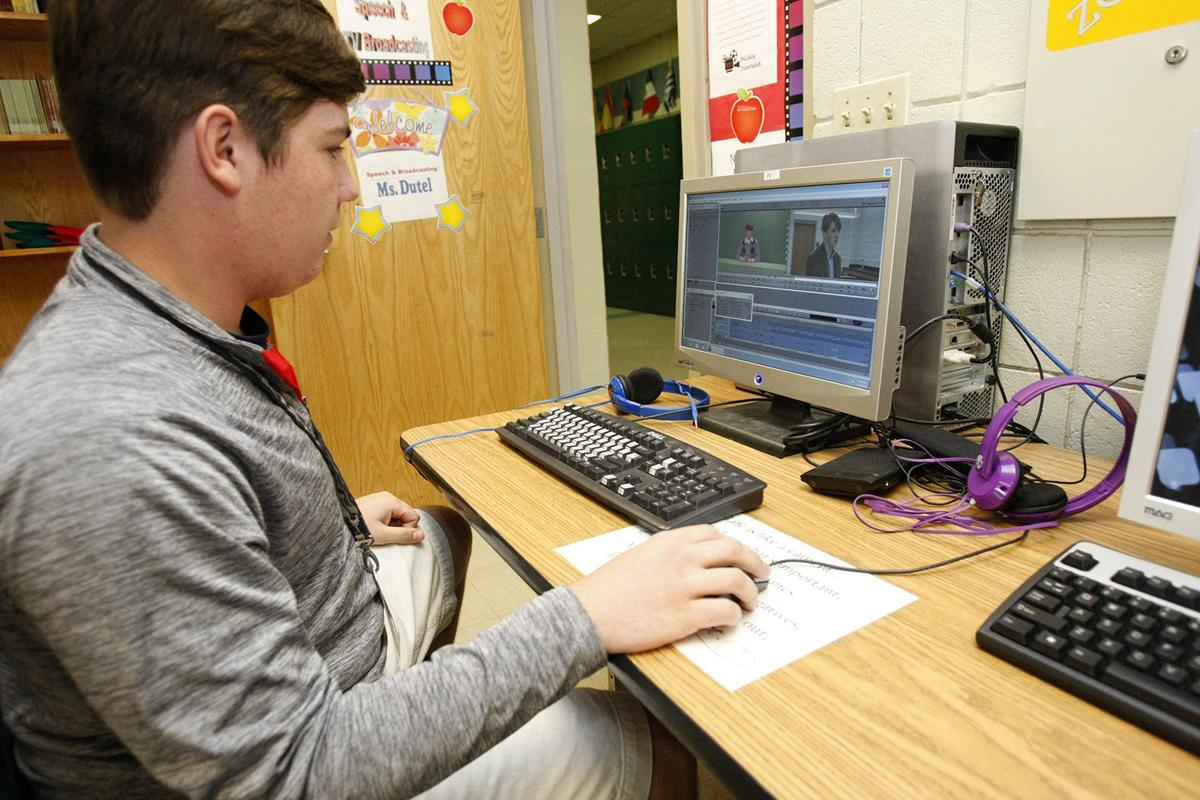 Fontainebleau High School students find success in morning TV broadcast