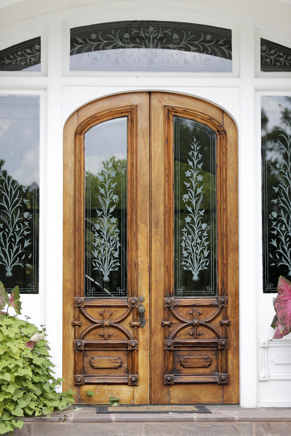 NO front doors New Orleans front door