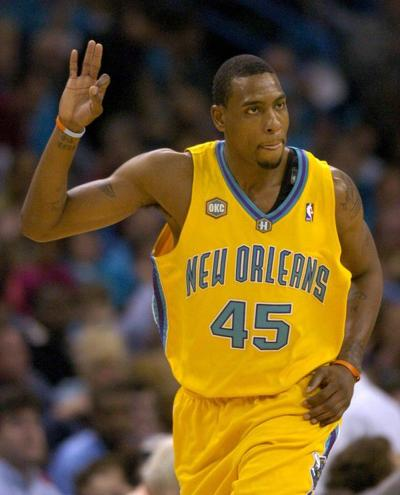 Former New Orleans Hornets player Rasual Butler killed in car crash: report