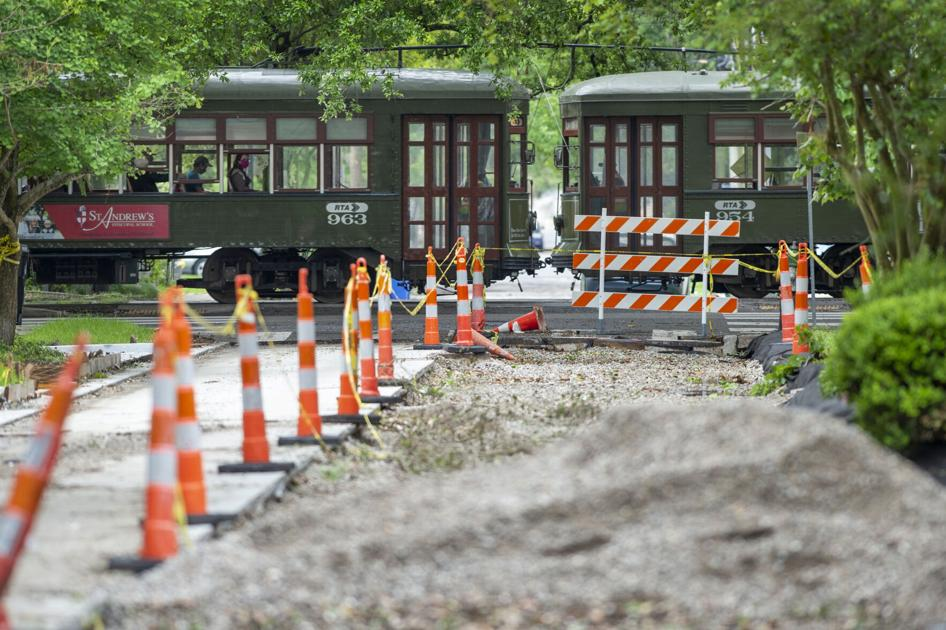 New Orleans street construction: Learning to live with trench warfare and dubious timelines