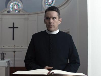 'First Reformed' movie review: What the heck did I just see?