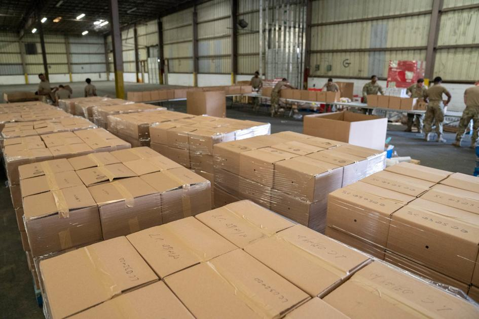 Feds grant emergency access to food stockpile after days of pleading by New Orleans food banks, city leaders