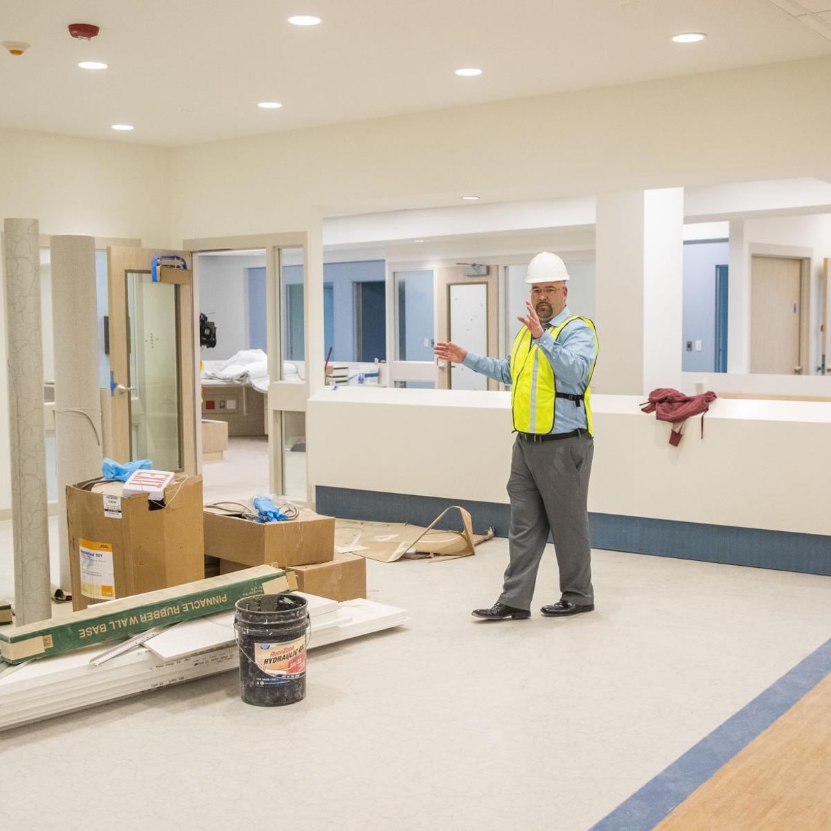 A Look Inside The Progress At Children S Hospital Expanded Mental Health Facility Health Care Hospitals Nola Com