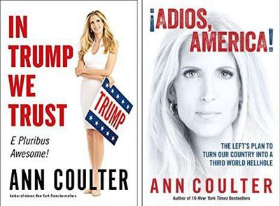 Ann Coulter says she's now a 'Former Trumper' | Opinion