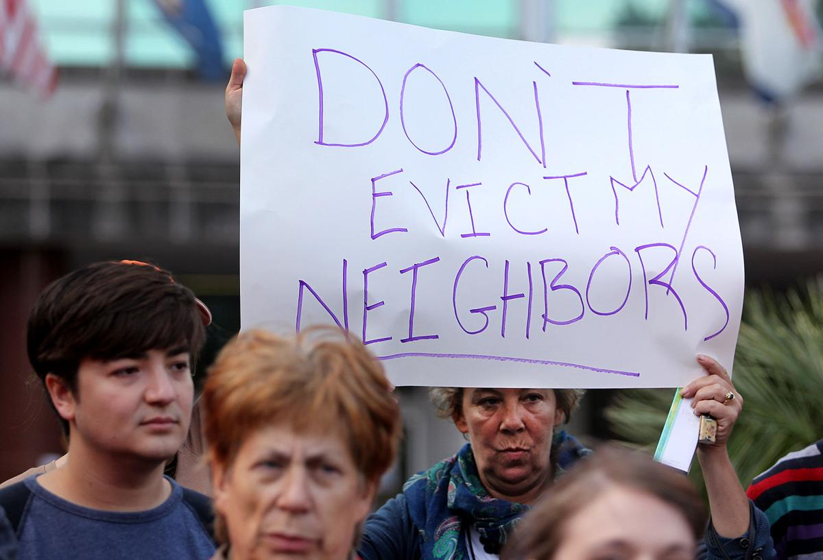 New report maps where New Orleanians are getting evicted from their homes