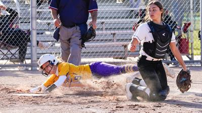 Franklinton all but locks up District 9-4A softball title