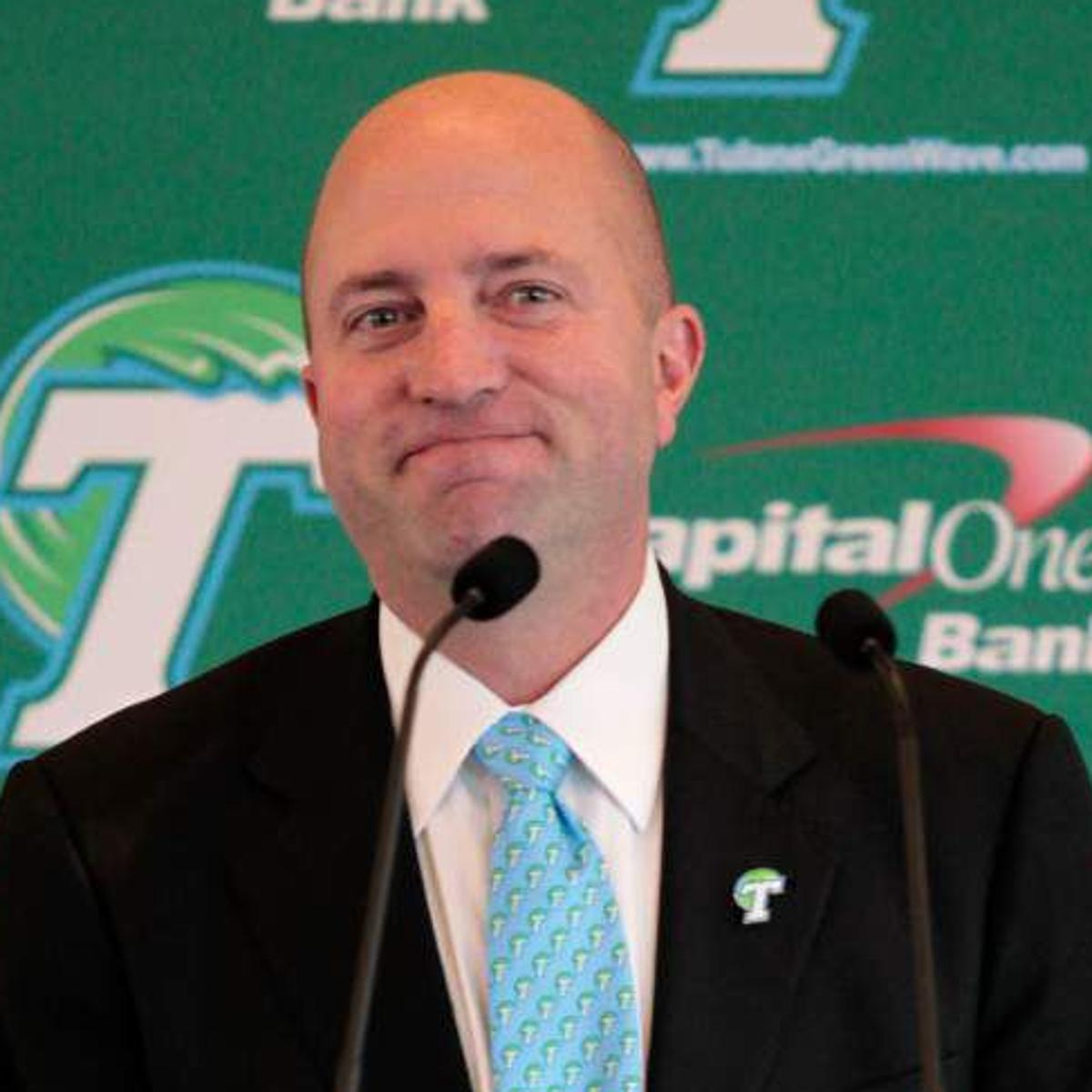 Tulane's back where it started after Big 12 expansion